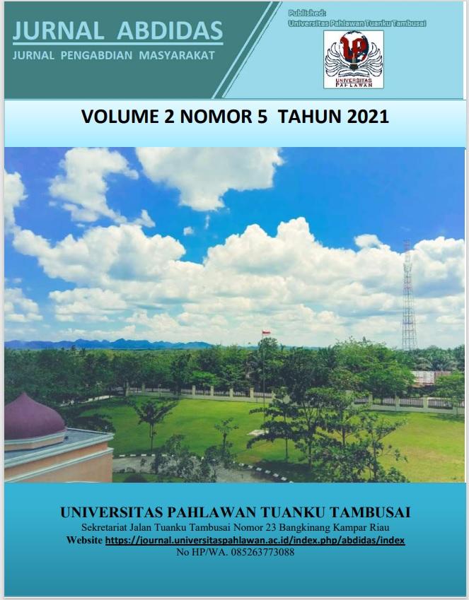 View Vol. 2 No. 5 (2021): In Press