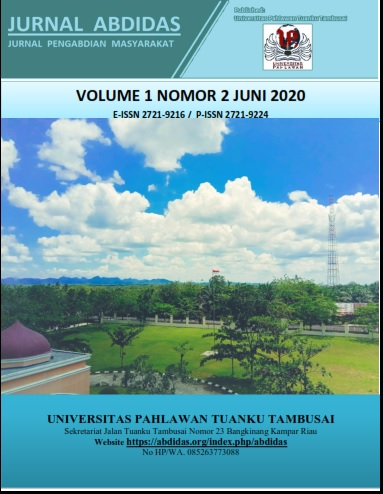View Vol. 1 No. 2 (2020):  Vol 1 No 2 June Pages 23-87